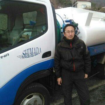 函館市内、どこでも給油にお伺い。
