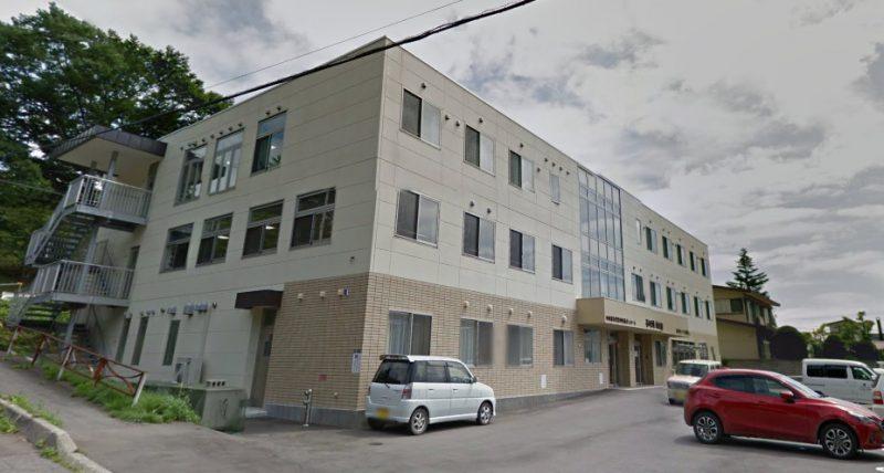 函館市谷地頭町にある地域密着型特別養護老人ホーム・複合型サービス事業所