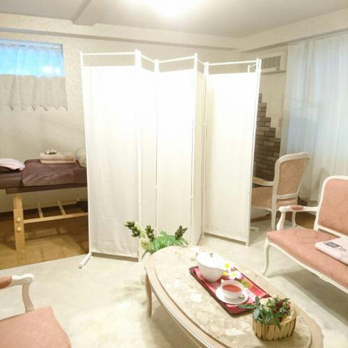 女性専用の整体サロン※施術も女性が行います。